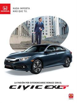 Catálogo Honda en Cali ( Más de un mes )