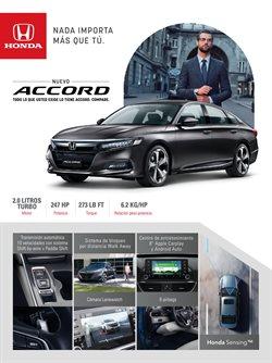 Ofertas de Coche, moto y repuestos en el catálogo de Honda en San Marcos ( Más de un mes )