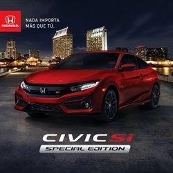 Ofertas de Coche, moto y repuestos en el catálogo de Honda en Facatativá ( 15 días más )