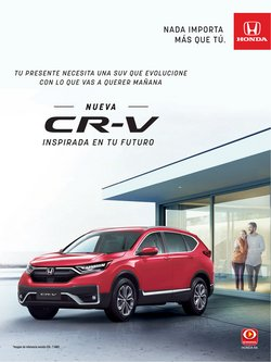 Catálogo Honda en Bucaramanga ( Más de un mes )