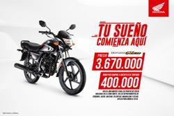 Ofertas de Honda  en el catálogo de Bogotá