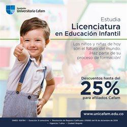 Catálogo Cafam en Cartagena ( Caducado )