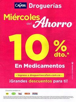 Ofertas de Medicamentos en Cafam