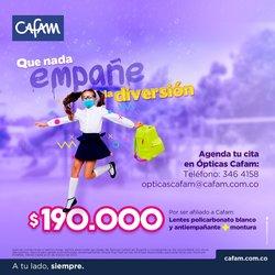 Catálogo Cafam en Medellín ( Caducado )