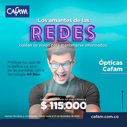 Catálogo Cafam ( Publicado ayer )
