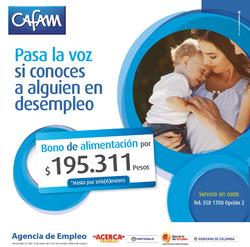 Ofertas de Farmacia, droguería y óptica  en el catálogo de Cafam en Chigorodó