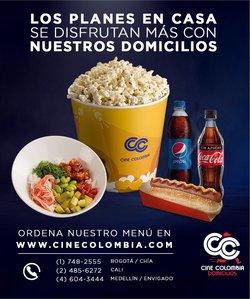 Ofertas de Azúcar en Cine Colombia