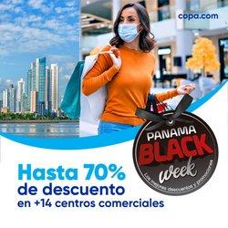 Ofertas de Viajes en el catálogo de Copa Airlines ( 17 días más)