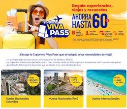 Ofertas de Viajes en el catálogo de Viva Air en San Onofre ( 3 días más )