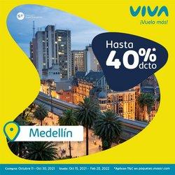 Ofertas de Viajes en el catálogo de Viva Air ( 13 días más)