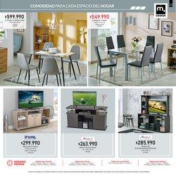 Ofertas de Hogar y muebles en el catálogo de Promo Tiendeo ( Publicado ayer)