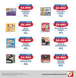 Ofertas de Pollo en Tiendas D1