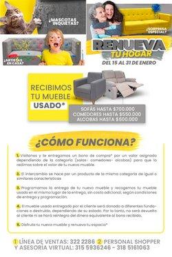 Ofertas de Hogar y muebles en el catálogo de FUN Fábricas Unidas en Barranquilla ( 3 días más )