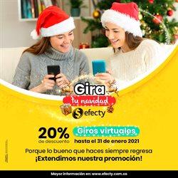 Catálogo Efecty en Medellín ( 10 días más )
