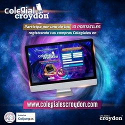 Catálogo Croydon en Medellín ( Caducado )