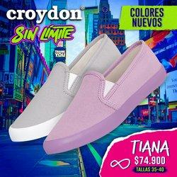 Ofertas de Ropa, zapatos y complementos en el catálogo de Croydon ( 14 días más)