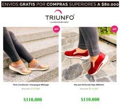 Ofertas de Calzado Triunfo en el catálogo de Calzado Triunfo ( 3 días más)