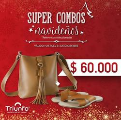Ofertas de Calzado Triunfo  en el catálogo de Manizales