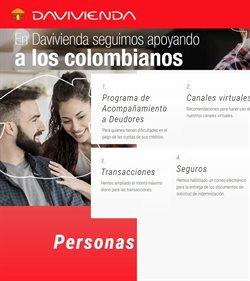 Catálogo Davivienda ( Caducado )
