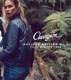 Catálogo Chevignon ( Caducado )