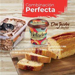 Ofertas de Restaurantes en el catálogo de Don Jacobo en Melgar ( 14 días más )