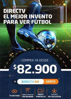 Catálogo Direc TV en Bogotá ( Caducado )