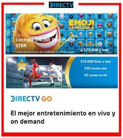 Catálogo Direc TV en Bogotá ( 11 días más )