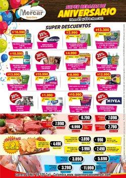 Catálogo Mercar ( Vence mañana )