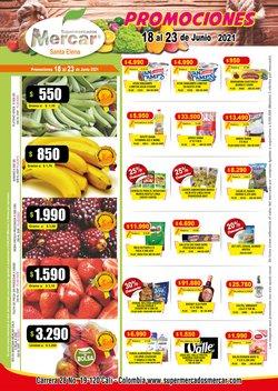 Catálogo Mercar ( Vence mañana)