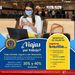 Cupón Expreso Brasilia en Manizales ( Publicado ayer )