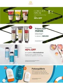 Ofertas de Perfumerías y belleza en el catálogo de Natura en Santa Marta ( Caduca hoy )