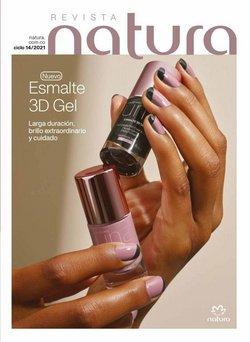 Ofertas de Perfumerías y Belleza en el catálogo de Natura ( 29 días más)