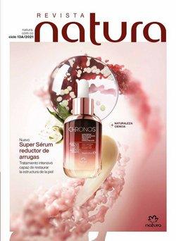 Ofertas de Perfumerías y Belleza en el catálogo de Natura ( Vence mañana)