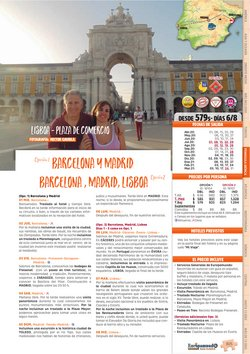 Ofertas de Viajes a Europa en EuropaMundo