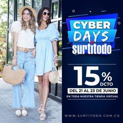 Ofertas de Ropa, zapatos y complementos en el catálogo de Surtitodo ( Vence hoy)