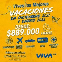 Ofertas de Viajes en el catálogo de MayorPlus ( 3 días más)