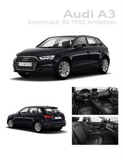 Catálogo Audi ( Más de un mes )