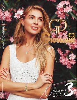Catálogo Giovanni ( Publicado hoy )