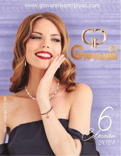 Ofertas de Ropa, zapatos y complementos en el catálogo de Giovanni ( 3 días más)