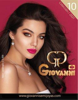 Ofertas de Giovanni en el catálogo de Giovanni ( 3 días más)