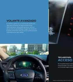 Ofertas de Teclado en Automotores Comagro