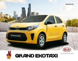 Ofertas de Auto Orión Kia en el catálogo de Auto Orión Kia ( Más de un mes)