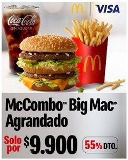 Ofertas de Restaurantes en el catálogo de McDonald's ( 14 días más)