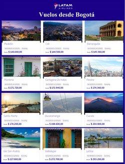 Catálogo Latam en Barranquilla ( 19 días más )