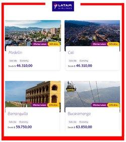 Ofertas de Viajes en el catálogo de Latam en Circasia ( 3 días publicado )