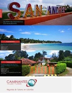 Ofertas de Viajes en el catálogo de Caminantes en Aracataca ( 2 días más )