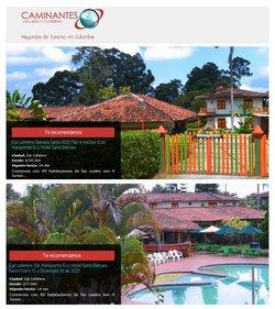Ofertas de Viajes en el catálogo de Caminantes en Pereira ( Más de un mes )
