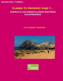 Ofertas de Viajes en el catálogo de Coomeva en Circasia ( Más de un mes )