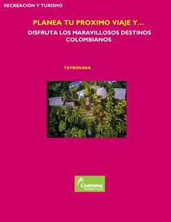 Catálogo Coomeva en Cartagena ( Caducado )