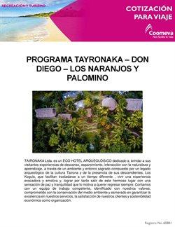 Ofertas de Hoteles en Coomeva